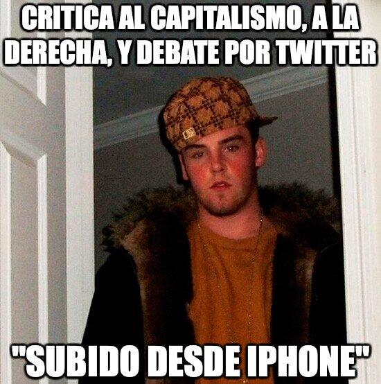 Scumbag_steve - Chico pseudo-intelectual promedio be like: