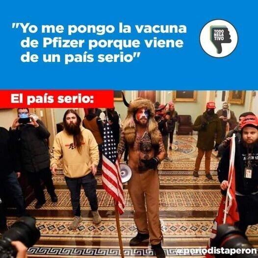 Otros - Lo teníamos por un país serio