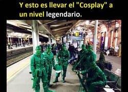 Enlace a El Cosplay perfecto no exis..