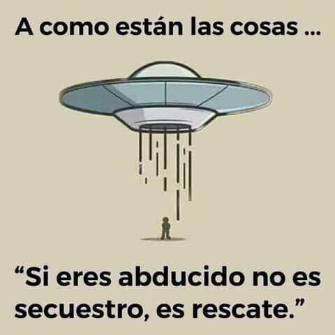 Meme_otros - Aliens, venid a por mí