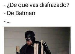 Enlace a De hombre de los bates