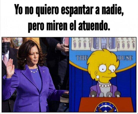 Otros - Lo de Los Simpson empieza a dar miedo