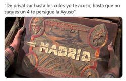 Enlace a Madrid es el nuevo Jumanji