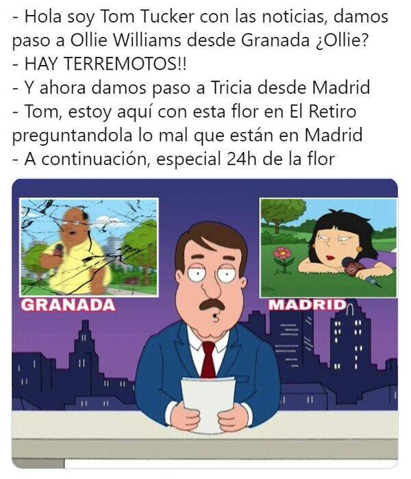 Meme_otros - Si no es Madrid, no interesa
