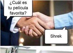 Enlace a Todo lo hago pensando en Shrek