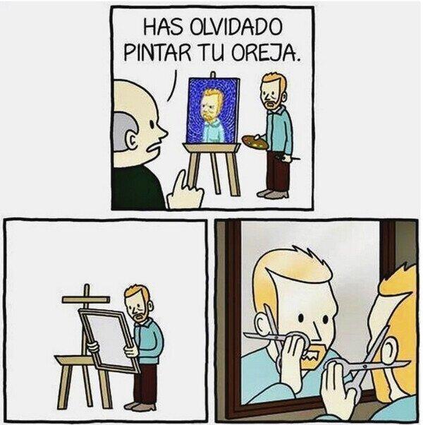 Meme_otros - Vincent, el minucioso