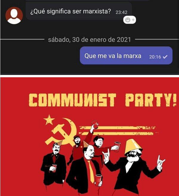comunismo,fiesta,marcha,marxista