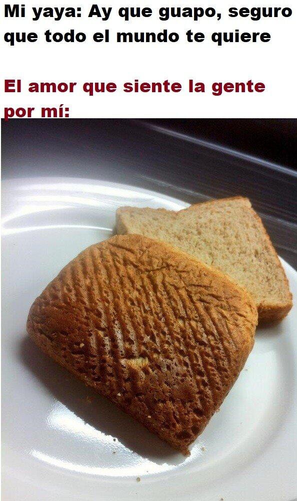 Son_goku - Nadie quiere a esa rodaja de pan