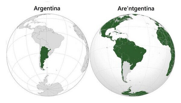 Otros - Lo que es Argentina y lo que no