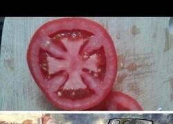 Enlace a El tomate templario