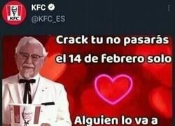 Enlace a Gracias KFC, lo necesitaba...