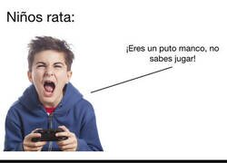 Enlace a Los niños rata no saben lo que dicen
