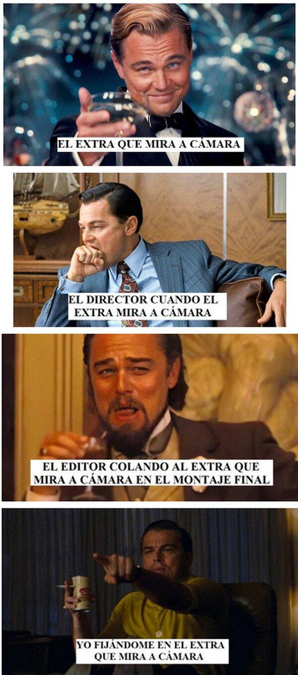 actor,cámara,DiCaprio,extra,memes,película