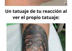 Enlace a Personas que deberían cambiar de tatuador
