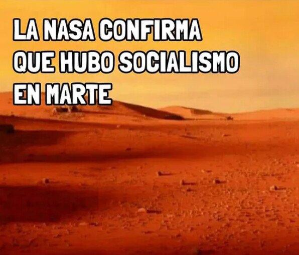 Meme_otros - Pruebas de socialismo