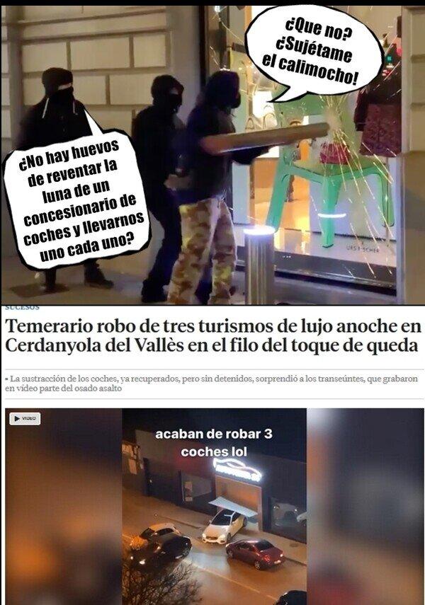 Meme_otros - Es para poder ir a visitar a Pablo Hasél a prisión...