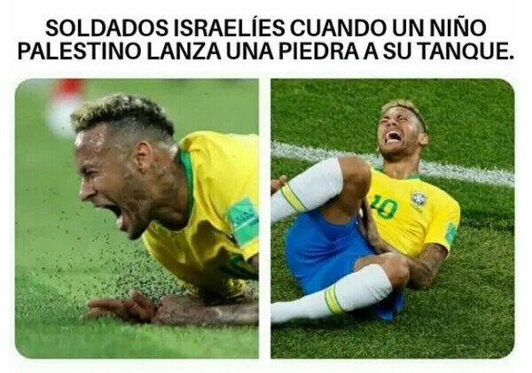 guerra,Israel,Neymar,niño,Palestina,piedra