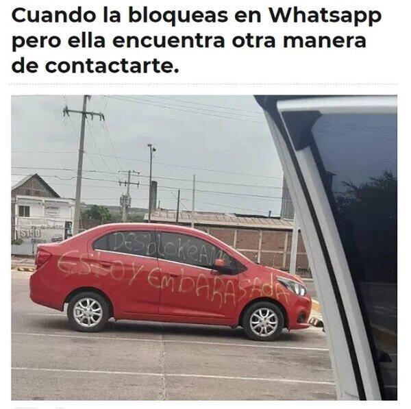 Meme_otros - Quién necesita Whatsapp teniendo este método