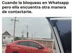 Enlace a Quién necesita Whatsapp teniendo este método