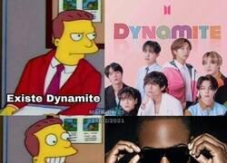 Enlace a Hay 'Dynamites' y 'Dynamites'