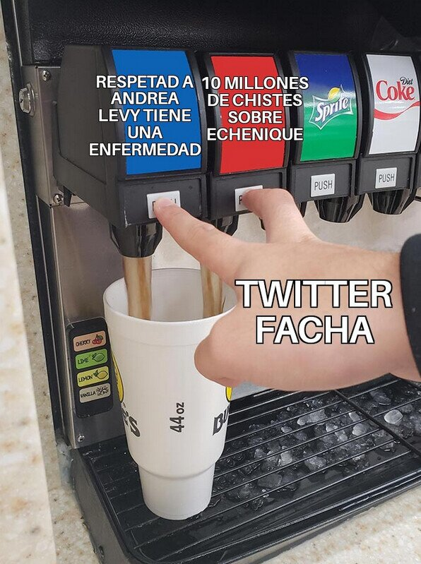 Otros - La lógica del twitter facha