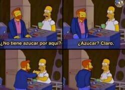 Enlace a Ahí Homer estuvo listo