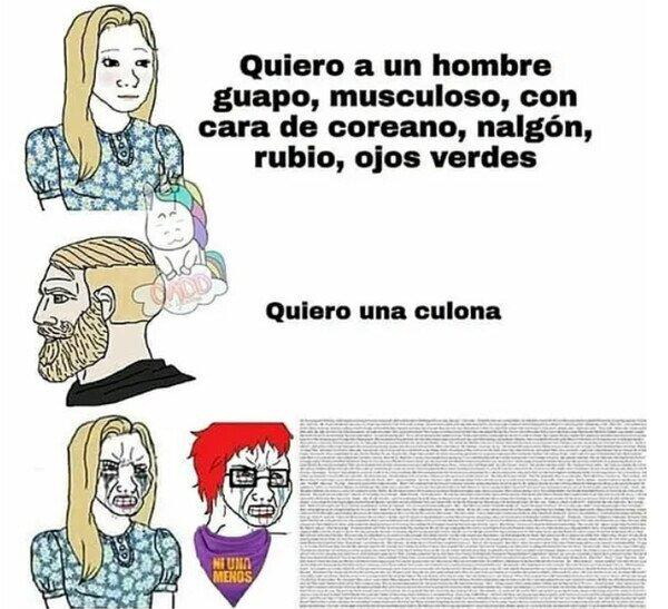 Meme_otros - Hipocresía de género