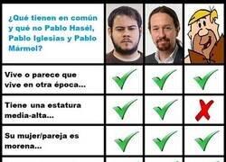 Enlace a La cosa va de Pablos...