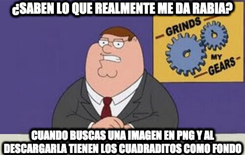 Peter_griffin - PNGs falsos