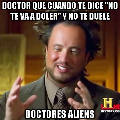Ancient_aliens - Esos malditos doctores traicioneros
