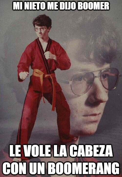 Karate_kyle - Boomer