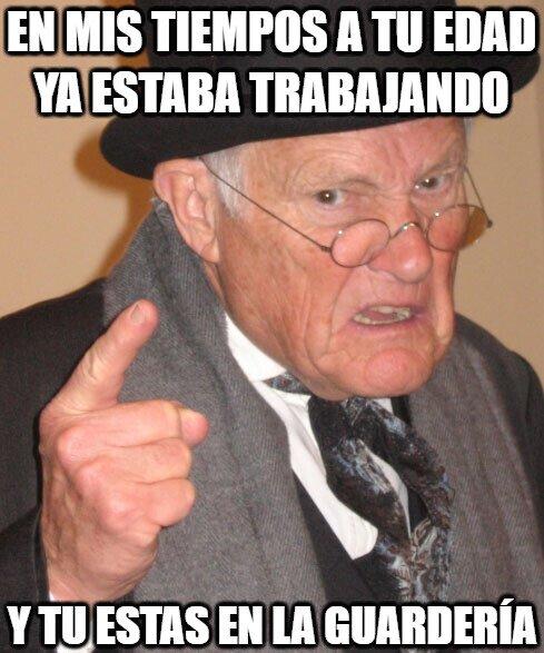 En_mis_tiempos - Este abuelo...