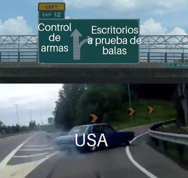 Meme_otros - La lógica estadounidense