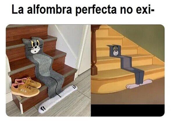 Otros - La alfombra perfecta para escaleras