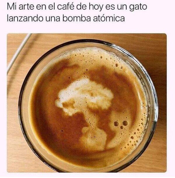 Meme_otros - Arte en el café