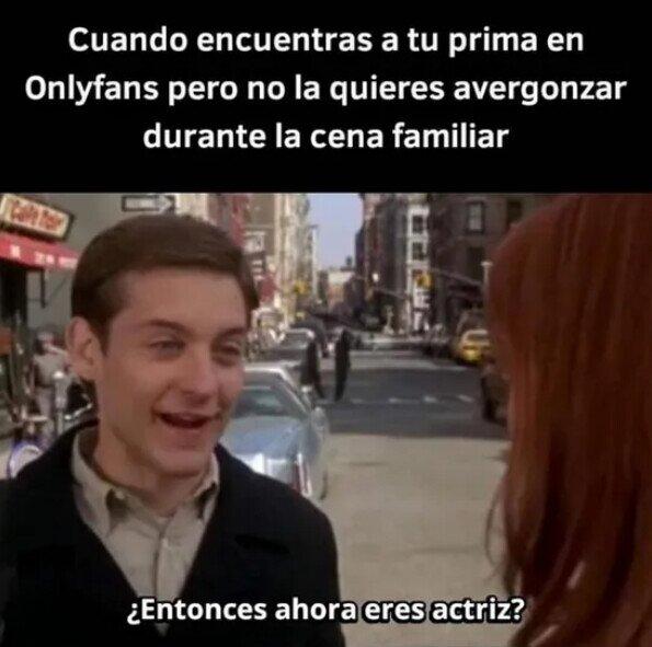 Meme_otros - Sí, actriz...