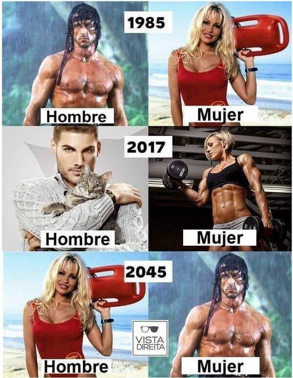 Otros - La evolución de los géneros
