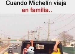 Enlace a El viaje familiar de Michelin