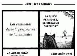 Enlace a ¿Qué deben pensar los animales de nosotros?