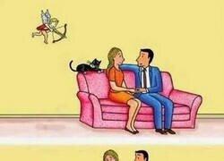 Enlace a A veces un gato puede arruinarlo todo