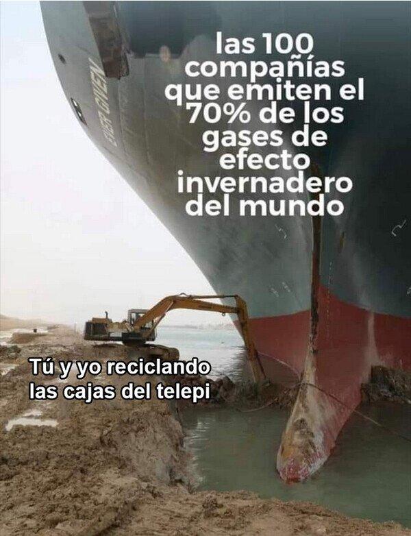 Meme_otros - La hipocresía climática