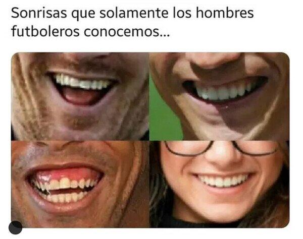 Meme_otros - Hay sonrisas que todos conocemos