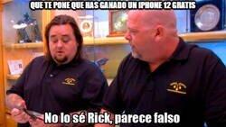 Enlace a No sé Rick...