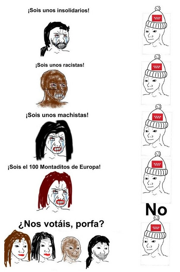 elecciones,Madrid,políticos,voto