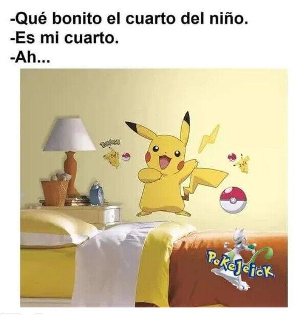Meme_otros - Nunca menosprecies a los Pokémon