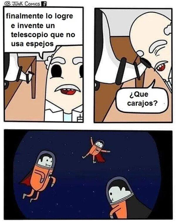 Meme_otros - ¡Descubren vampiros astronautas!