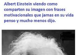 Enlace a Cómo dijo Einstein...