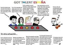 Enlace a Got Talent España básicamente...
