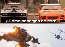 Enlace a Fast & Furious, ¿qué te han hecho?