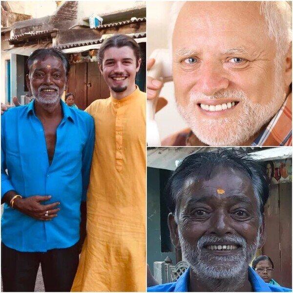 Meme_otros - ¡Encontraron al Harold indio!